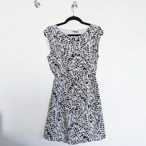 Forever 21 Black & White Dress